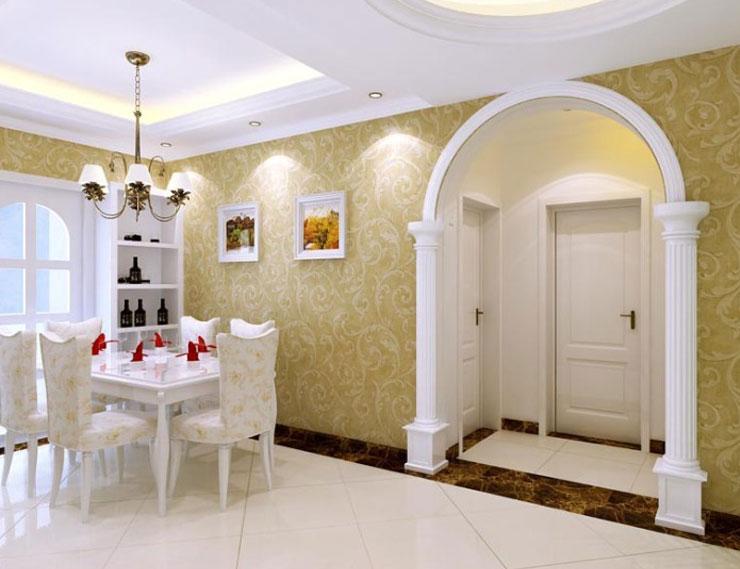 石膏罗马柱 罗马柱 室内罗马柱 罗马柱厂家 北京金信装饰材料 厂家直销高清图片