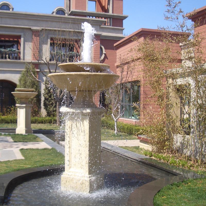 园林景观雕塑,园林水景,石膏装饰制品等产品的定制生产,设计与施工为