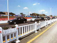 道路河滨护栏